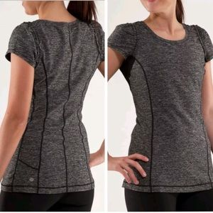 LULULEMON Run Full Tilt Short Sleeve 4